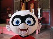 :可愛的大寶於彰化孔子廟
