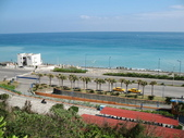 2011六天五夜環島旅行(1/23~1/28):花蓮遠雄海洋公園太平洋海濱