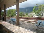 2010初秋花東之旅(9/24~9/26):自強號1051車次(往池上)停靠鳳林站