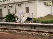 2010初秋花東之旅(9/24~9/26):自強號2067車次(往台北)停靠富里站