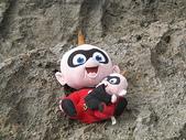 2007阿里山墾丁之旅(1/29~2/1):大寶小寶於墾丁龍坑生態保護區