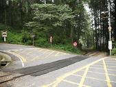 2008奮起湖阿里山之旅(8/30~8/31):阿里山森林遊樂區內平交道