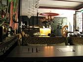 2009台中鹿港之旅(4/24~4/25):台中水舞饡餐廳(沐蘭合作自助式早餐餐廳)