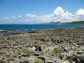 2008暑假墾丁之旅(8/24~8/26):鵝鑾鼻公園礁岩海岸