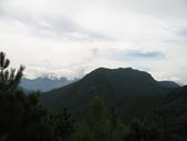 2011雪霸農場及雲霧步道之旅(9/24):雪霸國家公園雲霧步道山景