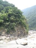 2007四天三夜環島旅行(7/31~8/3):太魯閣國家公園峽谷
