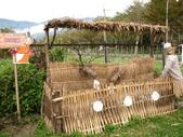 2012六天五夜環島[下](2/1~2/3):鹿鳴溫泉酒店附近裝置藝術