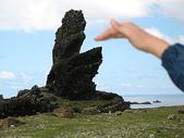 2006暑假蘭嶼之旅(7/19~7/21):蘭嶼鱷魚岩