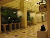2011六天五夜環島旅行(1/23~1/28):花蓮遠雄悅來大飯店館內走廊