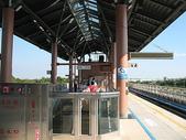 2008暑假墾丁之旅(8/24~8/26):高雄捷運橋頭糖廠站