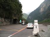 2007四天三夜環島旅行(7/31~8/3):東西橫貫公路入牌樓入口