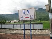 2010初秋花東之旅(9/24~9/26):自強號1051車次(往池上)停靠玉里站