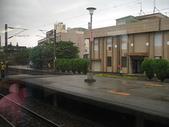 2010初秋花東之旅(9/24~9/26):自強號1055車次(往壽豐)停靠頭城站