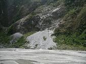 2007四天三夜環島旅行(7/31~8/3):太魯閣國家公園之長春祠附近河床