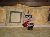 2007四天三夜環島旅行(7/31~8/3):大寶小寶於聖亞旅店面海房