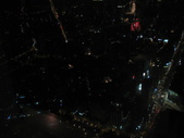邁向101司馬庫斯跨年之旅(12/31~1/1):台北101觀景台俯瞰台北夜晚街景
