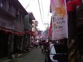 2010平溪線之旅(2/27):十分老街