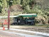 2007阿里山墾丁之旅(1/29~2/1):阿里山森林鐵路沼平車站老火車