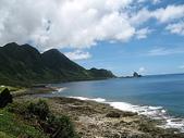 2006暑假蘭嶼之旅(7/19~7/21):蘭嶼海濱