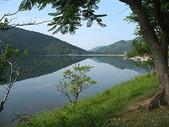 2007四天三夜環島旅行(7/31~8/3):花蓮鯉魚潭