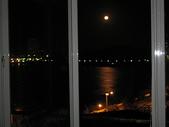 2007阿里山墾丁之旅(1/29~2/1):墾丁南灣渡假飯店507房窗外夜景