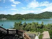 2007中秋南投之旅(9/22~9/25):日月潭玄光寺湖畔風光