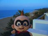 :可愛的小寶於墾丁夏都沙灘酒店3樓海景房