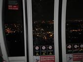 2007九份金瓜石貓空之旅(9/2):乘坐貓空纜車所見夜景