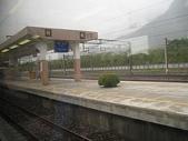 2010初秋花東之旅(9/24~9/26):自強號1055車次(往壽豐)停靠新城站