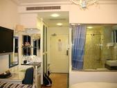 2010初秋花東之旅(9/24~9/26):七星潭渡假飯店蜜月客房(有陽台型)