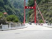 2007四天三夜環島旅行(7/31~8/3):太魯閣國家公園之慈母橋