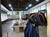 2010初秋花東之旅(9/24~9/26):花蓮鐵道文化館鐵道文物