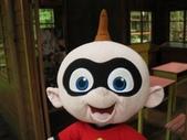 2011馬武督內灣之旅(9/3):可愛的大寶於馬武督森林綠光小學教室