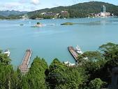 2007中秋南投之旅(9/22~9/25):日月潭玄光寺碼頭