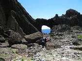 2006暑假蘭嶼之旅(7/19~7/21):蘭嶼情人洞