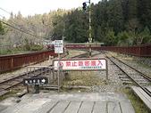 2007阿里山墾丁之旅(1/29~2/1):阿里山森林鐵路沼平車站