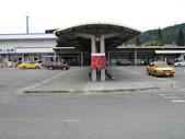 2011六天五夜環島旅行(1/23~1/28):台東車站前公車候車處