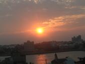 2012六天五夜環島[上](1/29~1/31):台南安平古堡高塔夕陽美景