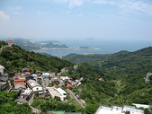 2007九份金瓜石貓空之旅(9/2):九份山海景
