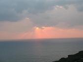 2007阿里山墾丁之旅(1/29~2/1):墾丁龍磐草原日出