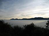 2008奮起湖阿里山之旅(8/30~8/31):阿里山祝山觀日平台雲海