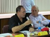 2015/8/21美國工會領袖訪華團蒞訪:104082105美國國際駕駛員工會談判代表迪尼先生發言.JPG