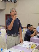1040706全國產業總工會第五屆第4次會員代表大會:圖09進行提案討論(林進勇代表發言).JPG