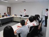 2014/06/30~08/01大專學生暑期至本會實習:圖11參訪華航工會.JPG