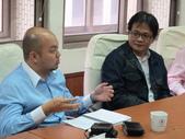 20141030新加坡化學工會聯合會來台訪問:圖04新加坡話學工會聯合會幹部發言提問.JPG