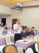 1040706全國產業總工會第五屆第4次會員代表大會:圖08進行提案討論(劉林松代表發言).JPG