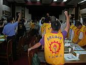20091106工會法三度動員至立法院群賢樓:DSCN3747.JPG