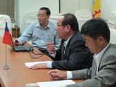 20141103韓國FKCU來訪:圖03莊理事長與FKCU進行座談交流.JPG