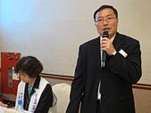 20140617本會第五屆第3次代表大會:圖12本會戴國榮秘書長報告年度會務之推展情形(第一次會).JPG