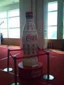100.09.13 可口可樂125週年展@新光中山店13F:125週年紀念瓶